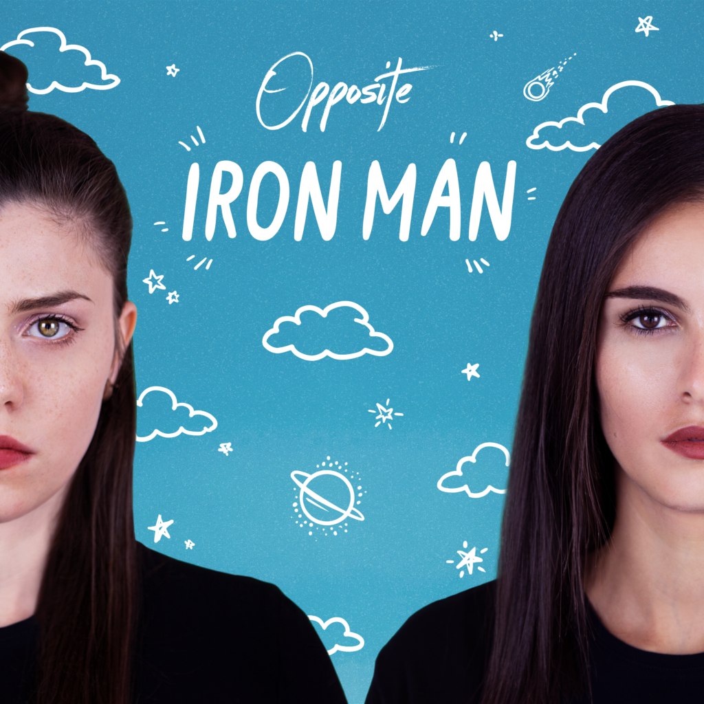 Opposite Ironman cover